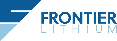 FL Logo (CNW Group/Frontier Lithium Inc.)