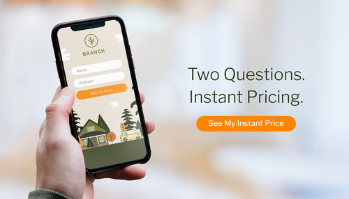 Where most traditional insurance companies require customers fill out insurance applications with hundreds of questions, Branch developed a way to bundle home and auto insurance with just two: name and address. Now customers can bundle their insurance in seconds.