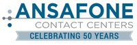 Ansafone Contact Centers, 50 Years of World-Class Experience.