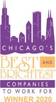 Network Services Company Awarded Chicago's Best & Brightest to Work For®