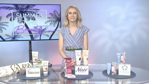 Emily gives her best tips for looking great this summer.