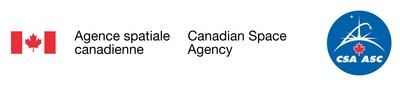 Logo de l'Agence spatiale canadienne (Groupe CNW/GLOBAL SPATIAL TECHNOLOGY SOLUTIONS INC. (GSTS))