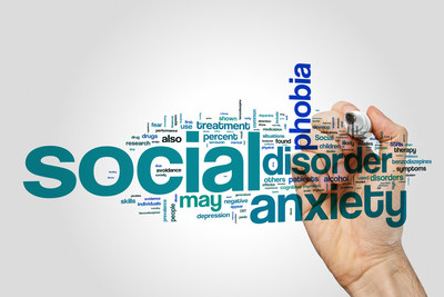 Social anxiety disorder (SAD) affects as many as 17 million American adults and is the second most commonly diagnosed anxiety disorder.