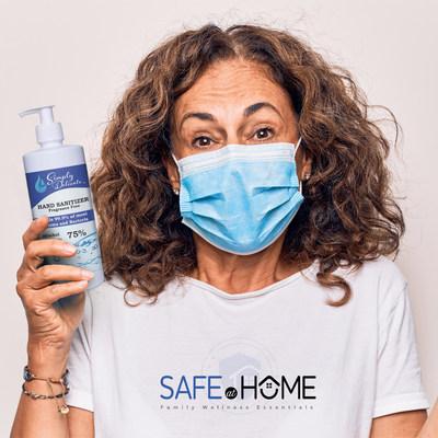 Safe at Home PPE es un proveedor de propiedad de minorías con sede en Los Ángeles, que suministra equipos de protección personal para familias y empresas.