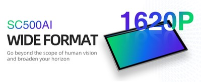 SC500AI Wide Format 1620P Image Sensor