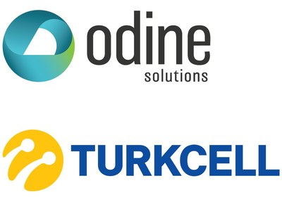 Odine Solutions and Turkcell Logo