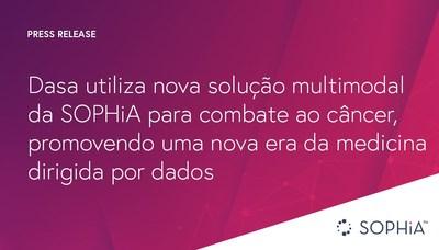 Dasa utiliza nova solução multimodal da SOPHiA para combate ao câncer, promovendo uma nova era da medicina dirigida por dados