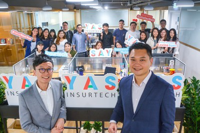 YAS Team Photo