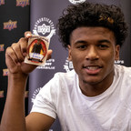 Upper Deck Inks Top-Ranked Basketball Recruit and Potential 2021 No. 1 Draft Pick Jalen Green to Autographed Memorabilia and Trading Card Deal