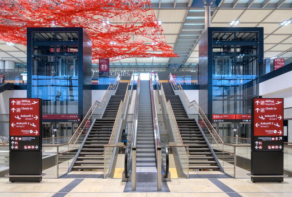 Ber Flughafen Eröffnung