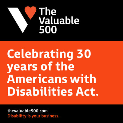 The Valuable 500, getting 500 businesses to commit to put disability inclusion on their leadership agendas