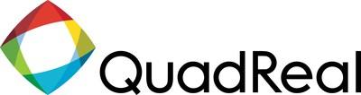 Logo de QuadReal (Groupe CNW/QuadReal Property Group)