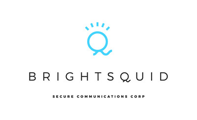 Brightsquid Secure Communications Corp. Logo (CNW Group/Brightsquid Secure Communications Corp.)