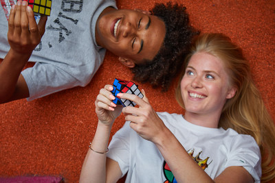 Rubik's Brand is driving consumer interest in the Cube thanks to over 125 official ambassadors. (picture credit: www.rubiks.com)