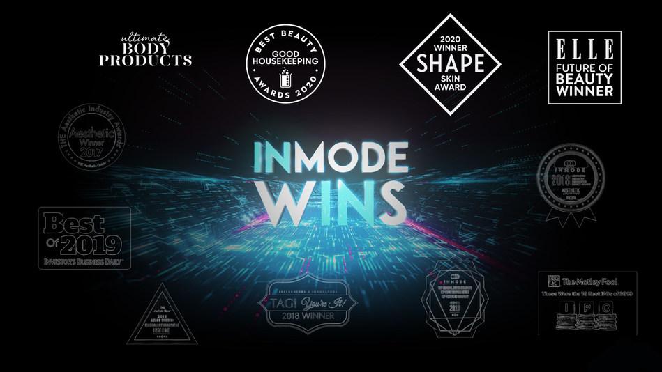 InMode Technologies Win Major Beauty Awards