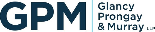 Glancy Prongay and Murray LLP Logo