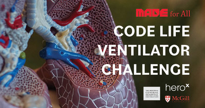 Made for All is phase two of the Code Life Ventilator Challenge to design an affordable ventilator