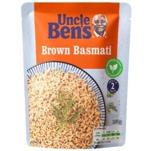 Uncle Ben's® Brown Basmati 250g Ready to heat rice (PRNewsfoto/Mars Food)