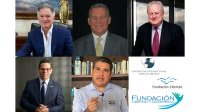 "Dionisio Gutiérrez participates in the online conference ""Pandemic and crisis in Central America"" hosted by Fundación Internacional para la Libertad"