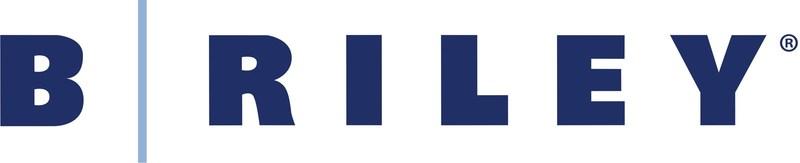 B Riley Logo (PRNewsfoto/B. Riley Financial)