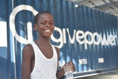 (PRNewsfoto/GivePower)