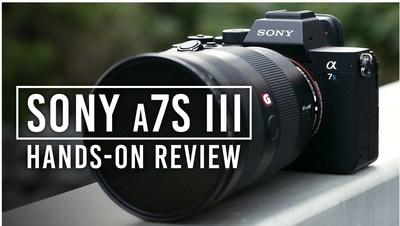 Sony a7S III Mirrorless Digital Camera