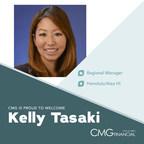 CMG Financial Welcomes Kelly Tasaki, Regional Manager of Hawaii