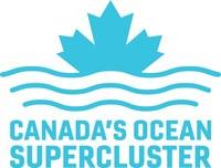 Canada's Ocean Supercluster Logo (CNW Group/Canada's Ocean Supercluster)