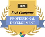 SmartBug Media® Earns 11th and 12th Comparably Awards as It Is Recognized as One of the 'Best Companies for Professional Development'