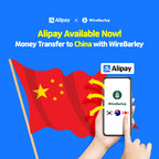 WireBarley announces its strategic partnership with Alipay for easier and faster money transfer to China
