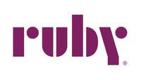 Ruby® logo (PRNewsfoto/Ruby)