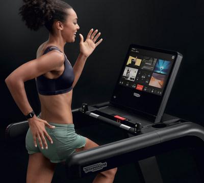 Technogym leads the digital fitness revolution.