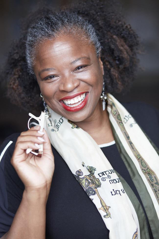 Culturs Editor-in-Chief, Doni Aldine