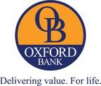 Oxford Bank Corporation Announces Third Quarter 2021 Operating...