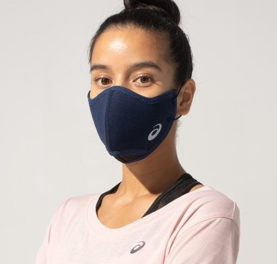 ASICS Announce Groundbreaking Performance Mask That Gives ...