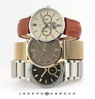WHP Global Signs Deal with E. Gluck Corporation to Expand Joseph Abboud Watch Offering