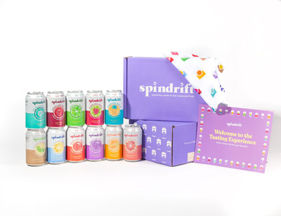Spindrift®, the first sparkling water made with real squeezed fruit, is making summer a little brighter and a lot more flavorful with the release of the Drifter Pack: A Spindrift Tasting Experience.