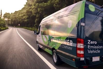 GreenPower's Zero-Emission All-Electric EV Star