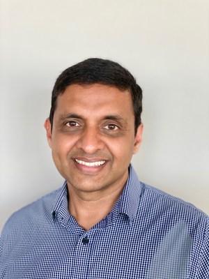 Vinayak Hegde, President & COO