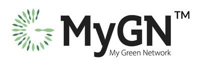 My Green Network Logo