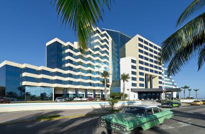 L'hôtel Aston Panorama, La Havane, Cuba (PRNewsfoto/Archipelago International)