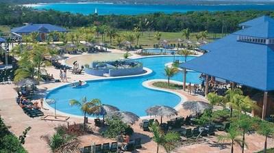 La station balnéaire Aston Costa Verde Beach Resort, Holguin, Cuba (PRNewsfoto/Archipelago International)