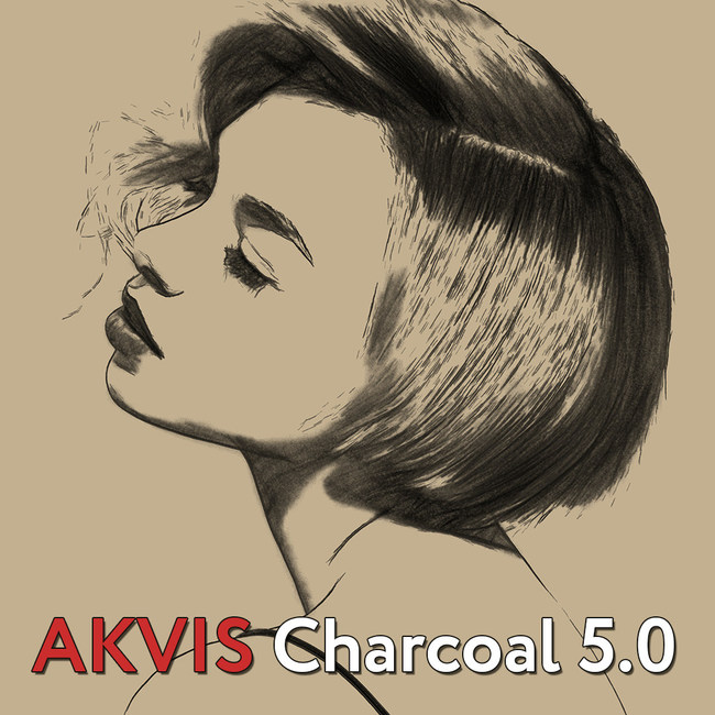 AKVIS Charcoal 5.0: Charcoal and Chalk Effects