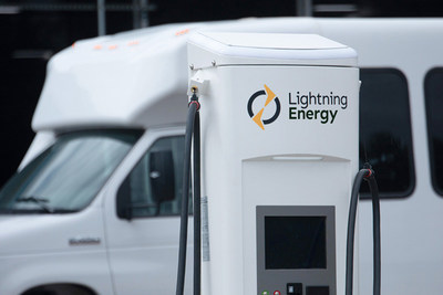 Lightning Systems' new division Lightning Energy is focused on charging