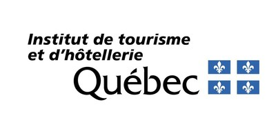 Logo : Institut de tourisme et d'hôtellerie (Groupe CNW/Institut de tourisme et d'hôtellerie du Québec)