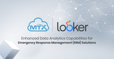 MTX announced today that it joined the Looker Partner Network ecosystem. This collaboration enables MTX to further boost its growing portfolio of Emergency Response Management (ERM) solutions with Looker's robust data analytics capabilities.