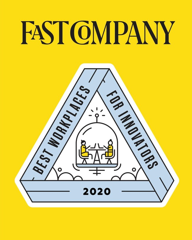 Ansys named to Fast Company's Best Workplaces for Innovators list