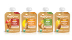 Happy Family Organics® Launches Nutty Blends™ Pouches, a New Line to Introduce and Include Peanuts & Tree Nuts in Baby's Diet