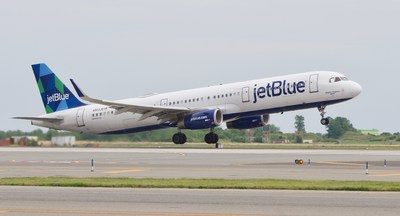 JetBlue Airways and Pratt & Whitney, a Raytheon Technologies business (NYSE: RTX), announced that the airline has signed a 13-year EngineWise® fixed-price agreement for 230 V2500® engines that power the airline's A320ceo family fleet.