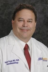 Alan Kaye, MD, PhD